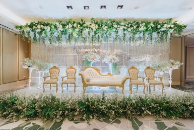 JDV WEDDING PLANNER GROVE SUITES KUNINGAN INTIMATE WEDDING