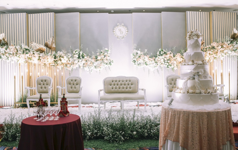 JDV WEDDING PLANNER BELLEZA SUITES INTIMATE WEDDING