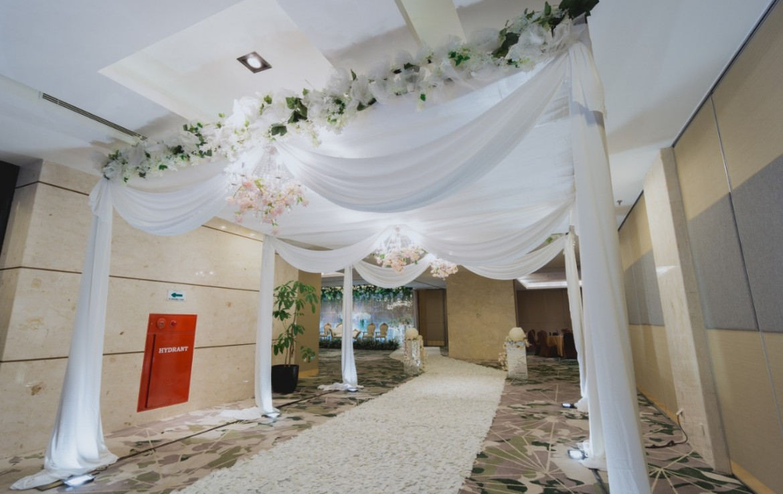 JDV WEDDING PLANNER GROVE SUITES INTIMATE WEDDING