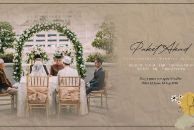 JDV Wedding Planner - Intimate Wedding Package 2020 / 2021