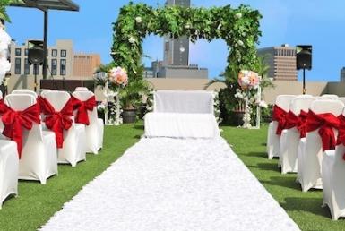 JDV WEDDING PLANNER LUMINOR HOTEL INTIMATE WEDDING