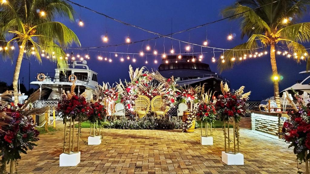 JDV WEDDING PLANNER BATAVIA MARINA ANCOL INTIMATE WEDDING