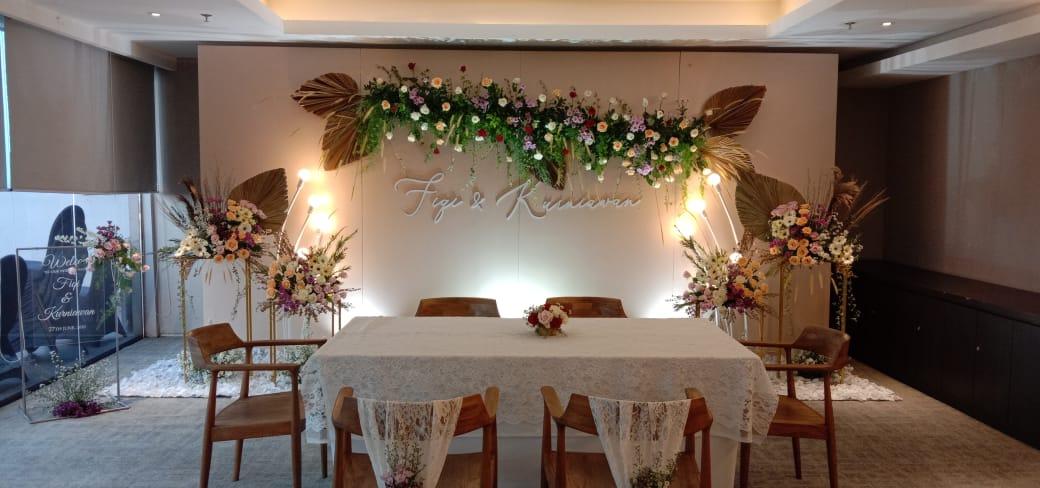 jdv wedding planner intimate wedding Swiss-Belhotel Pondok Indah 1